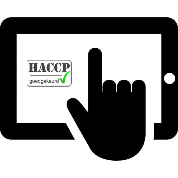 haccp lijsten - home